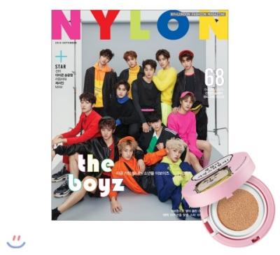 2_韓国女性誌_NYLON_ナイロン_2018年9月号_2-2