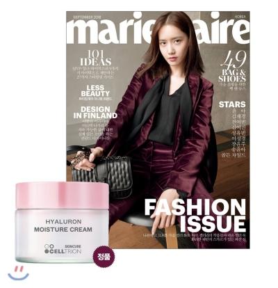 17_韓国女性誌_Mariclair_マリクレール_2018年9月号_1-1