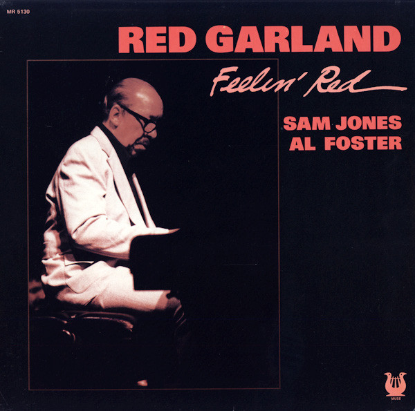 Red Garland Feelin Red Muse MR 5130