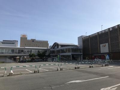 秋田駅外観