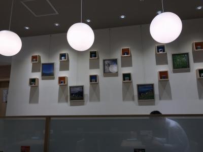 店内の装飾