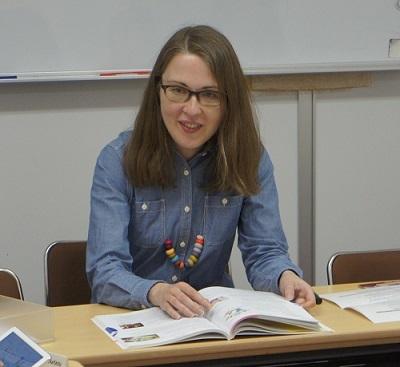Frau Kobayashi