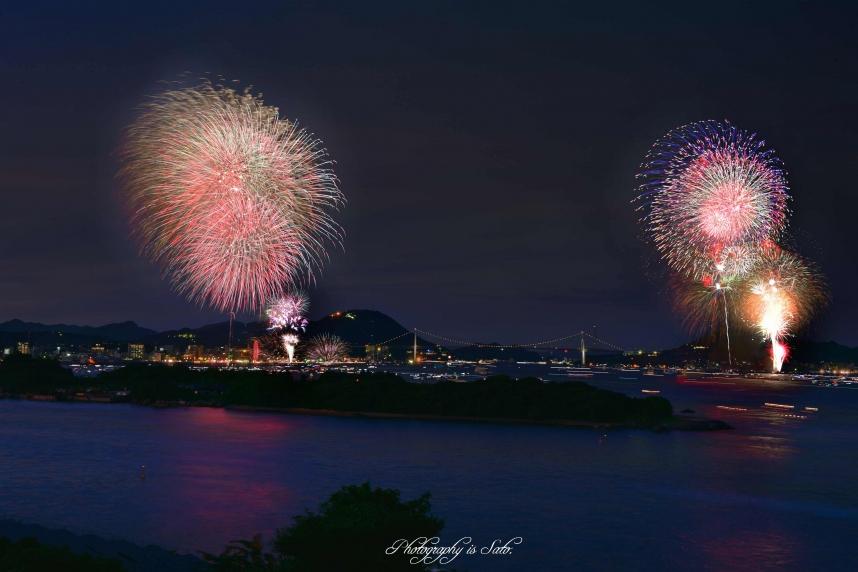 関門海峡花火大会011PSJT