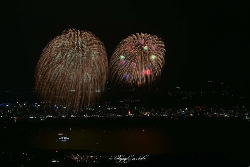 かごしま錦江湾花火大会 006-003