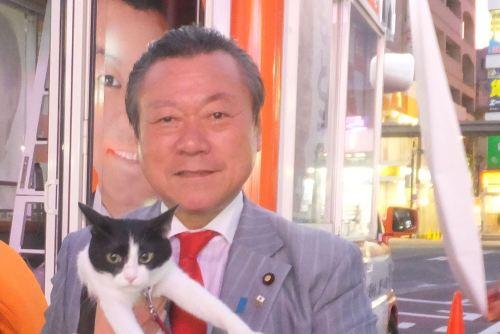 衆議院議員 桜田義孝先生