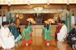 例祭 浦安の舞