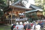 第十五回駒形神社宮司杯民謡民舞大会
