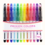 pilot frixion colors 12