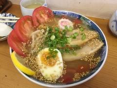 岡山鏡野お茶屋のラーメン4