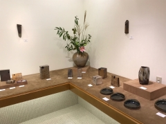 丸八窯清水義久陶展2018写真2