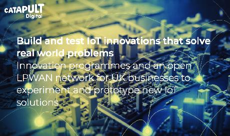 英政府が出資するIoTベンチャー支援団体 - Digital CatapultとThe Things Networkの関係