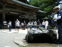 2018-07-14重箱石しろぷーうさぎ・中尊寺ハス祭り076