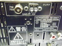 KENWOOD RD-UDA77重箱石16