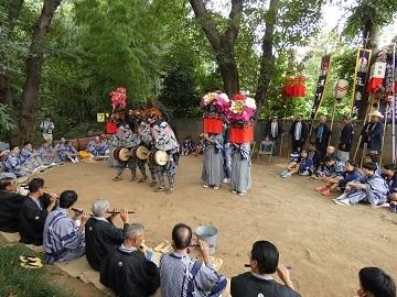 10-1 雷電神社