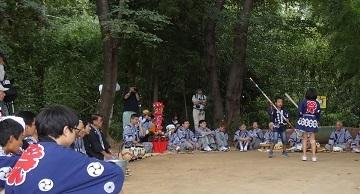 9-1 雷電神社 -