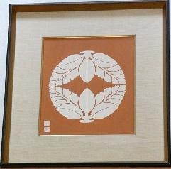 16-1我野神社 紋