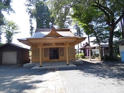 糀谷八幡神社 新築本殿