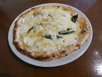 5種チーズのPIZZA