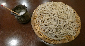 2  蕎麦 藍 宮崎県 都城産