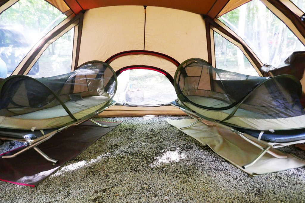 アルパイン デザイン ポップアップ シェルター テント