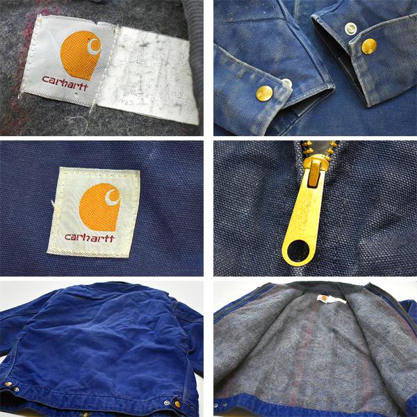 カーハートジャケットCarharttパーカーコーデ画像メンズレディーススタイル@古着屋カチカチ