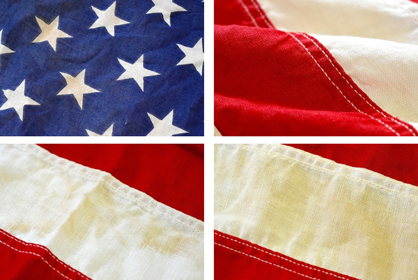 星条旗American Flagアメリカ国旗アメリカンフラッグ雑貨小物@古着屋カチカチ