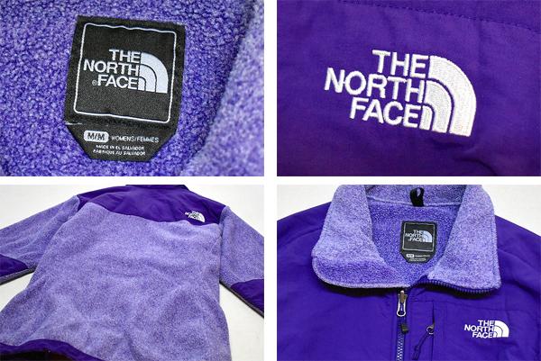 ノースフェイスThe North Faceアウトドア登山フリースジャケット画像デナリジャケット メンズレディースコーデ古着屋カチカチ