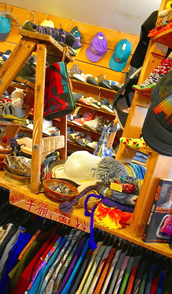 夏物セール中ALL10オフから半額SALE店内画像@古着屋カチカチ017