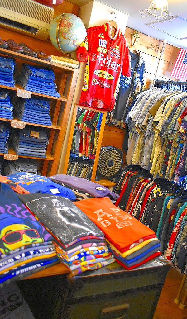 夏物セール中ALL10オフから半額SALE店内画像@古着屋カチカチ018