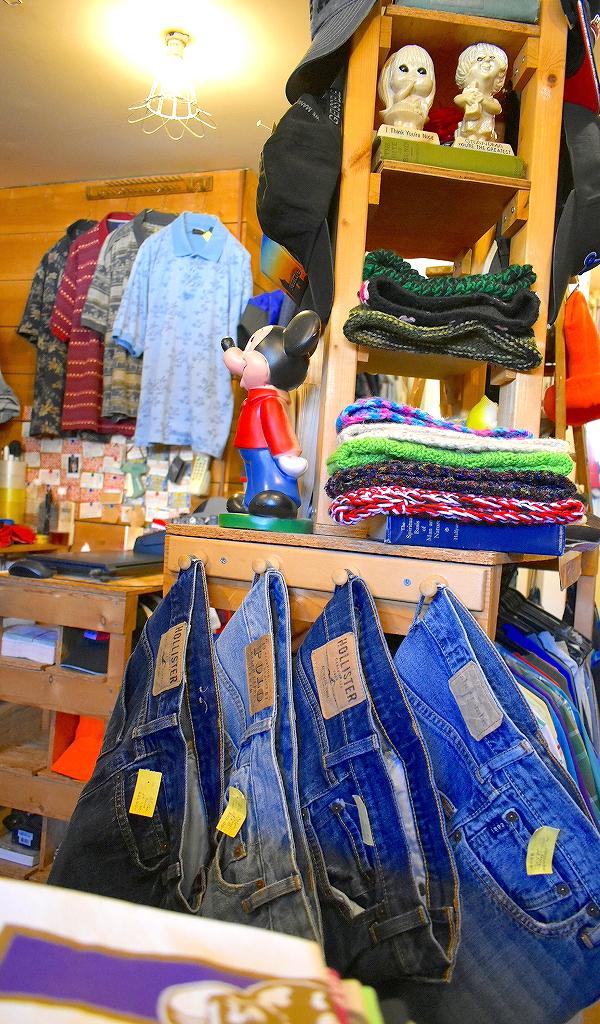 夏物セール中ALL10オフから半額SALE店内画像@古着屋カチカチ022