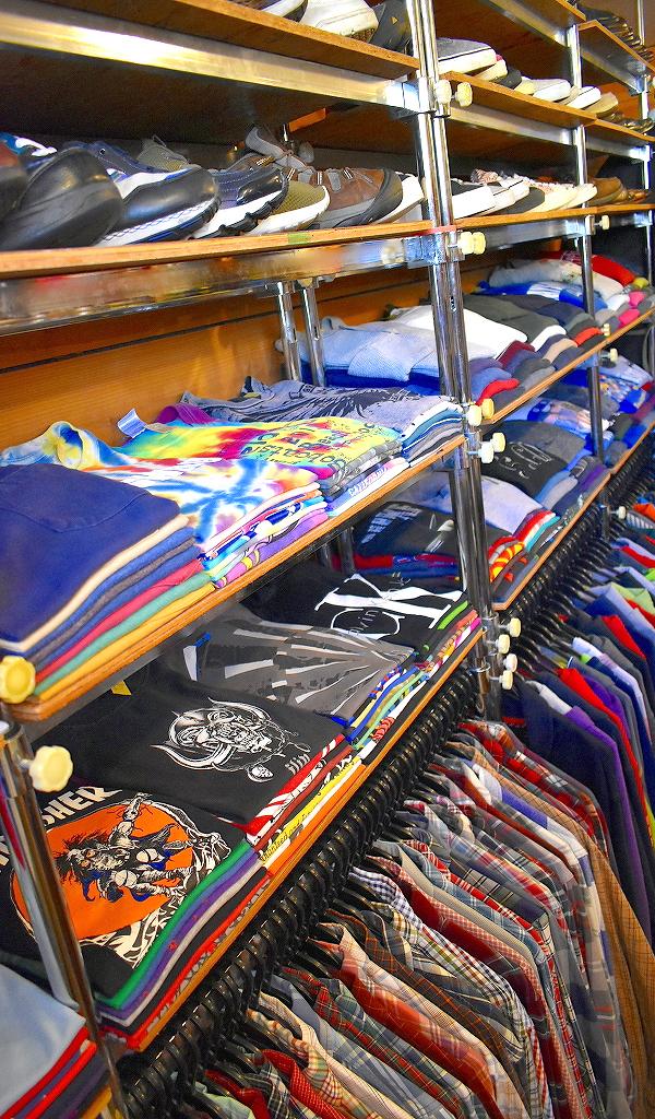 夏物セール中ALL10オフから半額SALE店内画像@古着屋カチカチ023