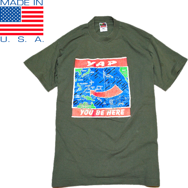 アメリカUSA製Tシャツ画像@古着屋カチカチ (9)