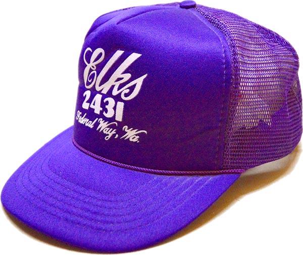 USEDメッシュキャップ帽子@古着屋カチカチ (13)