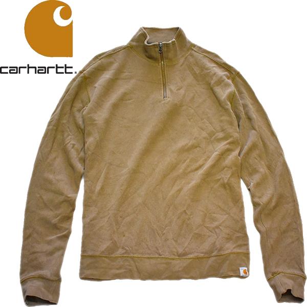 カーハートCarharttスウェットパーカー長袖ロンTシャツ画像メンズレディースコーデ@古着屋カチカチ
