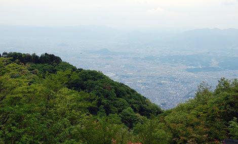 12.5.20葛城山奈良盆地