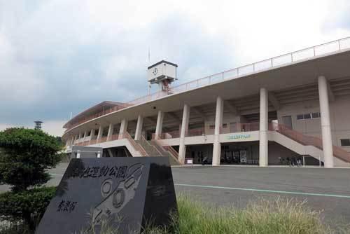 180828鴻ノ池陸上競技場