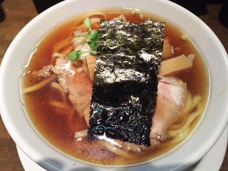 ラーメン正油 太麺