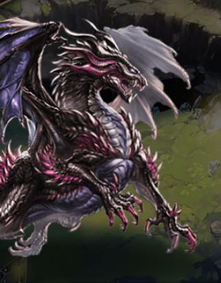 黒竜イーヴィル(グラブル)