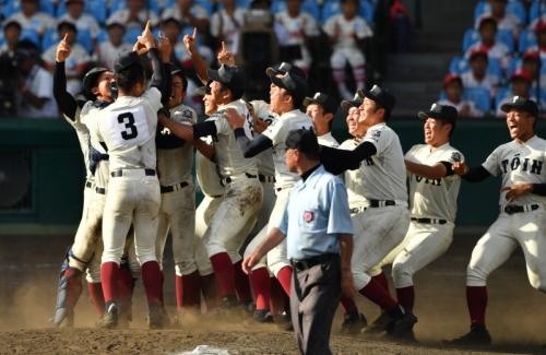 【競馬板】大阪桐蔭VS金足農業 を競馬で例えると