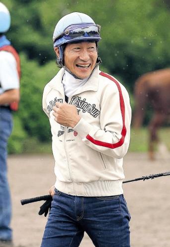 【競馬ネタ】柴田善臣「俺は的場みたいににガツガツ勝ちにいかない。楽しんで乗るだけ」