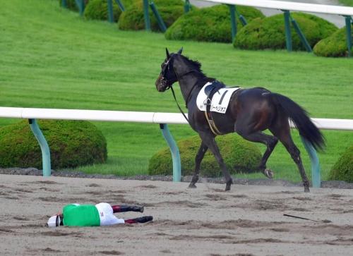 【競馬】お医者さん、来週も乗る予定の福永にぶちギレ「もし落馬したらどうするんだん」