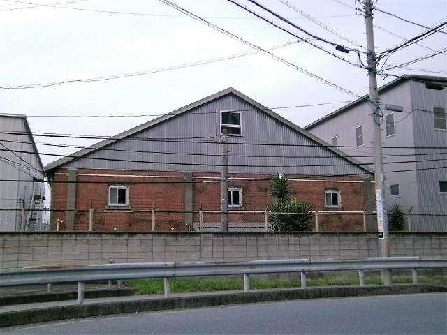 田浦赤レンガ倉庫 (1)