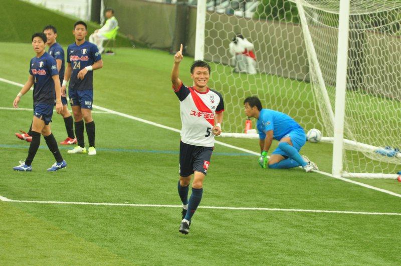 2018東海リーグ第12節vsFCISE-SHIMA-1