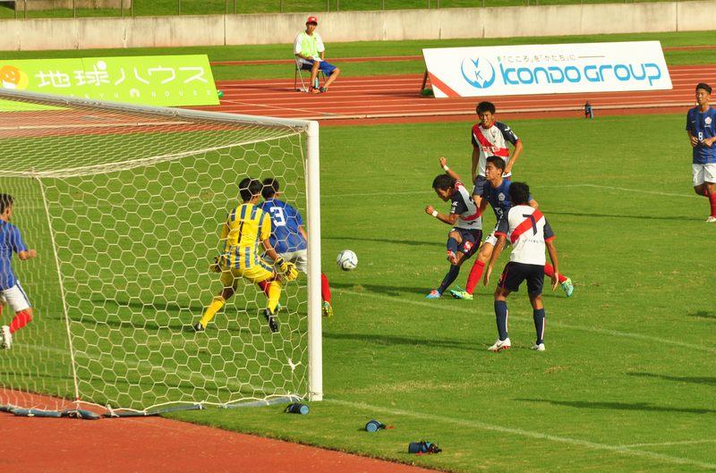 2018東海リーグ第13節vsChukyo univFC-3