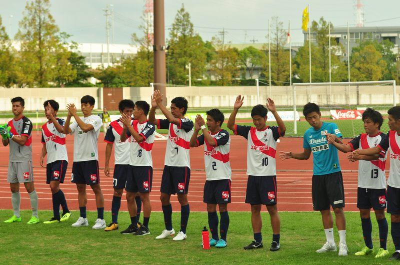 2018東海リーグ第13節vsChukyo univFC-5