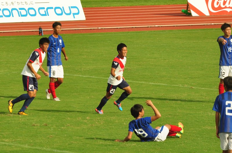 2018東海リーグ第13節vsChukyo univFC-4