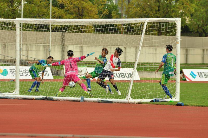 2018東海リーグ第14節vs鈴鹿アンリミテッド-2