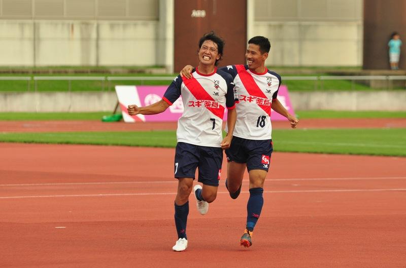 2018東海リーグ第14節vs鈴鹿アンリミテッド-1