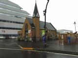 JR夕張駅 駅舎