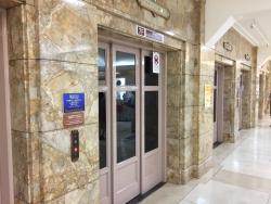 日本橋高島屋 開店当初からのエレベーター
